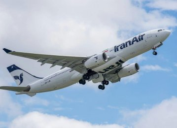 IranAir Schedules Flights to Madrid, Vienna