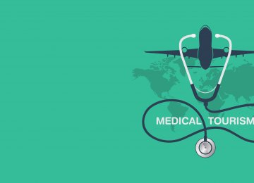 The country's annual revenue from health tourism is between $400 million and $500 million.