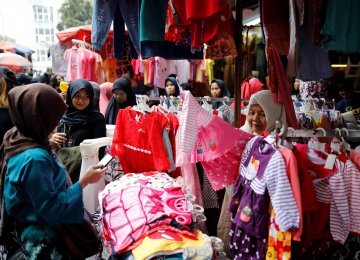 Indonesia Reports Strong GDP Figures
