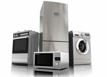 Iran's Home Appliance Market Abounds With Contraband