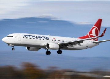 Tabriz Int'l Airport to Launch 4th Route to Turkey