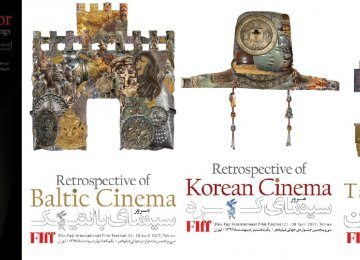 New Programs at Fajr Int'l Film Fest