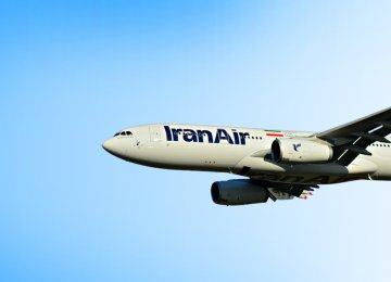 Iran Receives 2nd New Airbus