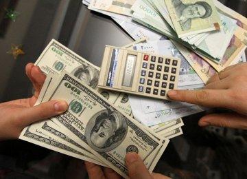 Dollar Retreats Against Rial