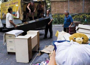 Ukraine Creaking Under Heavy Debt, Ultra Austerity