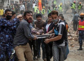 Nepal Quake Kills Over 1000