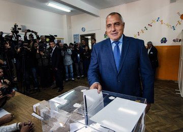Bulgaria Facing Fragile Gov't After Poll