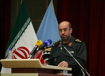 Tehran to Press Ahead With Defense Program