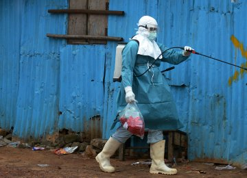 121 Ebola Deaths in Sierra Leone in one Day