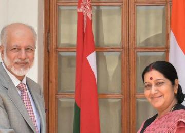 Oman, India Expanding Trade