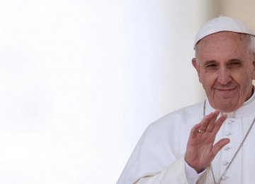 Pope: Church Should Not Fear Change