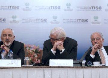 Tehran Hosts MSC Meeting