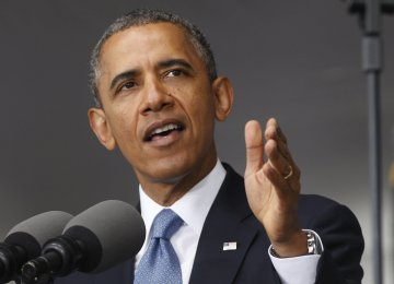 Obama 'Embarrassed' for Signers of Iran Letter