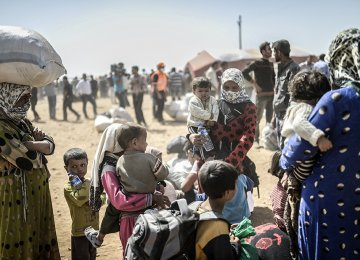 Conflicts, Wars Expanding Refugee Population