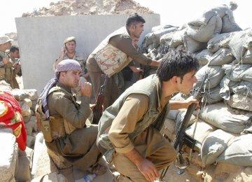 Kurds Regain 163 Villages From IS