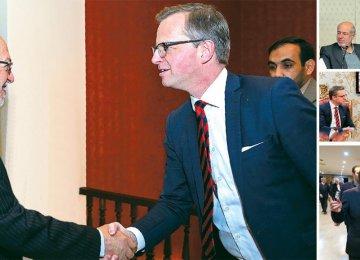 Diversifying Ties to Sweden