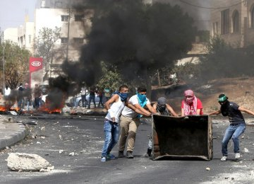 More Die as Israeli-Palestinian Clashes Continue Unabated