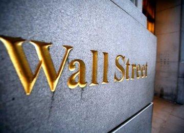 Wall Street Down 1%