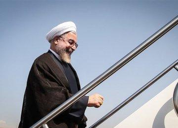 President to Visit Pakistan, Iraq, Austria
