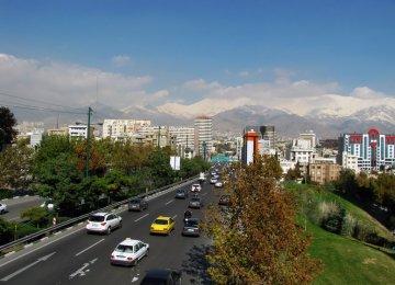 Tehran Pollution Mocks Clean Air Day