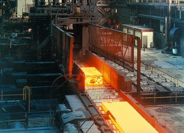 Steel Firms Bargaining With CBI