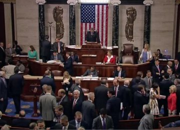 US House Votes Against Deal in Symbolic Move