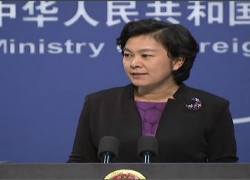 China Urges Creativity in Nuclear Talks