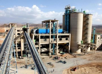 Iran World's Top Cement Exporter in 2014