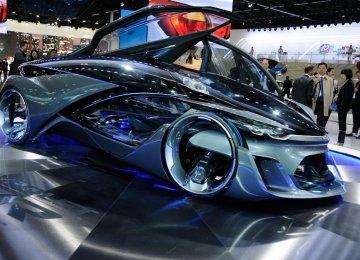 Chevrolet Self Driving Car Announced