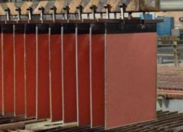 Tehran Joins Copper Producing Provinces