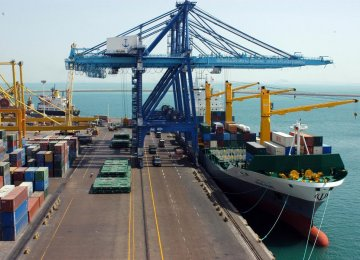 Shahid Rajaee Port Gearing Up for Increased Traffic