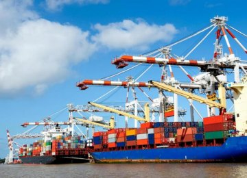 Non-Oil Exports Up 22%