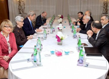 Serious Engagement to Strike Nuclear Deal