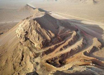 Gold Mining in Full Swing
