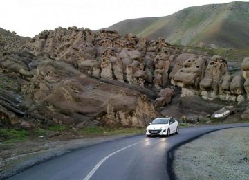 Road Mishaps Decline in Nowruz Holiday Season