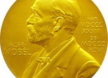 Zarif up for Nobel Prize