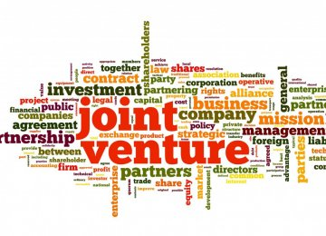 Iranian Bank, Indian Fund Form Joint Venture