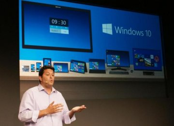 "AMD: Windows 10 Launch in ""Late July"""