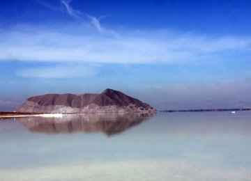 Lake Urmia Blessed by Rainfall