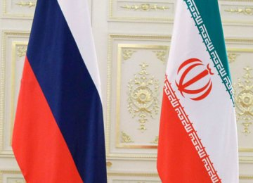 Iran, Russia Eye Stronger Ties