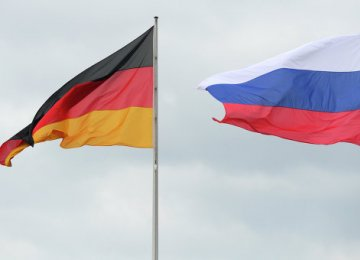 Will Russia, Germany Save Europe From War?