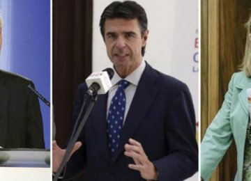 3 Spanish Ministers Will  Explore Trade Renewal