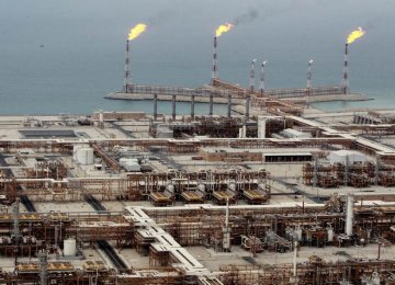 India Submits Revised Plan for Iran Gas Field