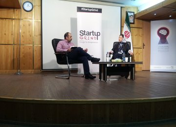 Tehran Startup Grind Brings Young Entrepreneurs Together