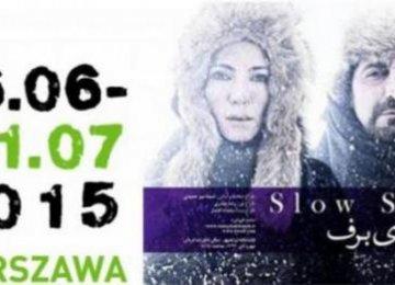 'Slow Sound of Snow' on European Stage