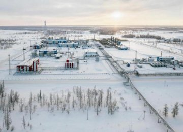 Russia Resumes  Gas Supply to Ukraine