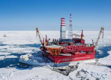 Gazprom Building Global Alliance With Shell