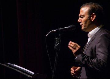 Alireza Ghorbani to  Unveil New Album in Paris