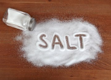 Campaign to Cut Salt Consumption, Strokes