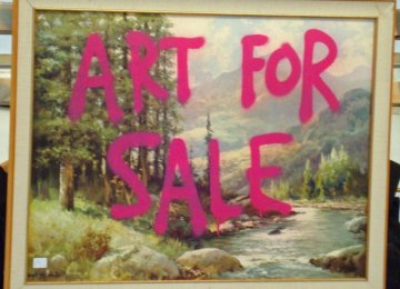 Art Prices 'Sickening Aspects' of Modern Culture